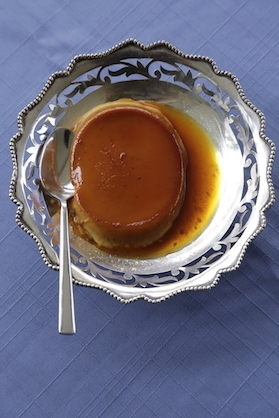 RUM AND VANILLA COCONUT FLAN